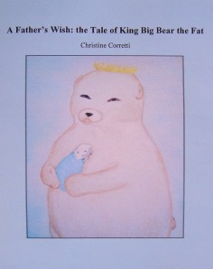 A Father's Wish - the Tale of King Big Bear the Fat - Book Cover - Children's Book Review on Mungai and the Goa Constrictor