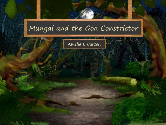Mungai and the Goa Constrictor Book Cover