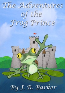 The Adventures of the Frog Prince Book cover - Children's Book Review on Mungai and the Goa Constrictor