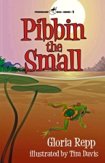 Pibbin the Small by Gloria Repp featured as Children's Book of the Week on mungaiandthegoaconstrictor.me