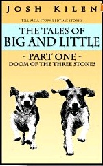Big and Little featured Children's Book of the Week on Mungai and the Goa Constrictor