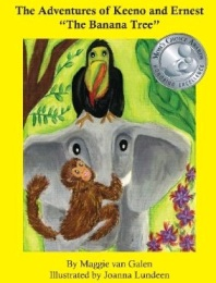 "The Adventures of Keeno and Ernest -""The Banana Tree"" - Review by Amelia Curzon"