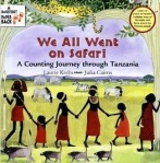 We All Went on Safari - Review featured on Mungai and the Goa Constrictor