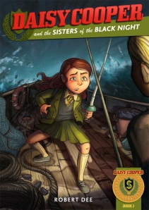 Daisy Cooper and the Sisters of the Black Night BookCover