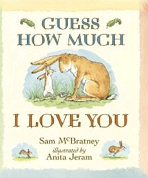 Guess How Much I Love You - Book Cover