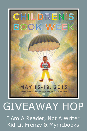 children's book week hop 2013 poster