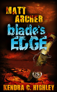 Matt Archer: Blades Edge - Spotlight