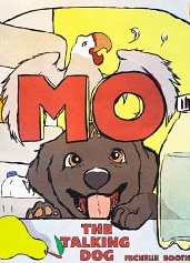 Mo The Talking Dog