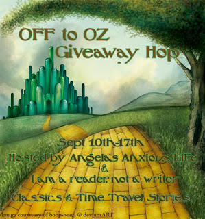 Off to Oz giveaway