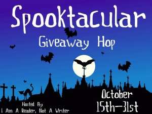 Spooktacular Annual Blog Hop 2013