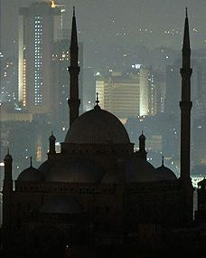 Cairo - Earth Hour