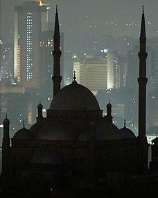 Cairo - Earth Hour