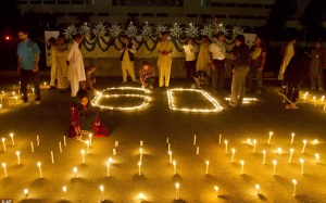 Earth Hour in Islamabad, Pakistan