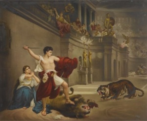 Roman Circus, by K. Koch